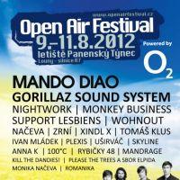 Mando Diao na Open Air Festivalu