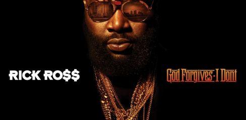 """Rick Ross vysílá ven album God Forgives, I Don't ! K tomu i další klip """"Hold Me Back""""!"""