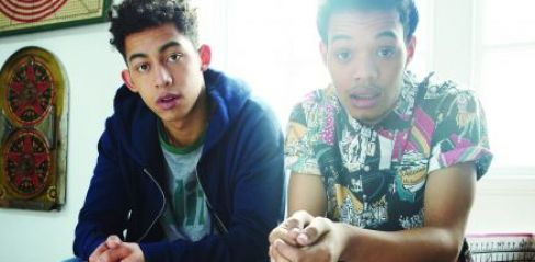 Rizzle Kicks - svěží hip hop z Británie na Open Air Festivalu